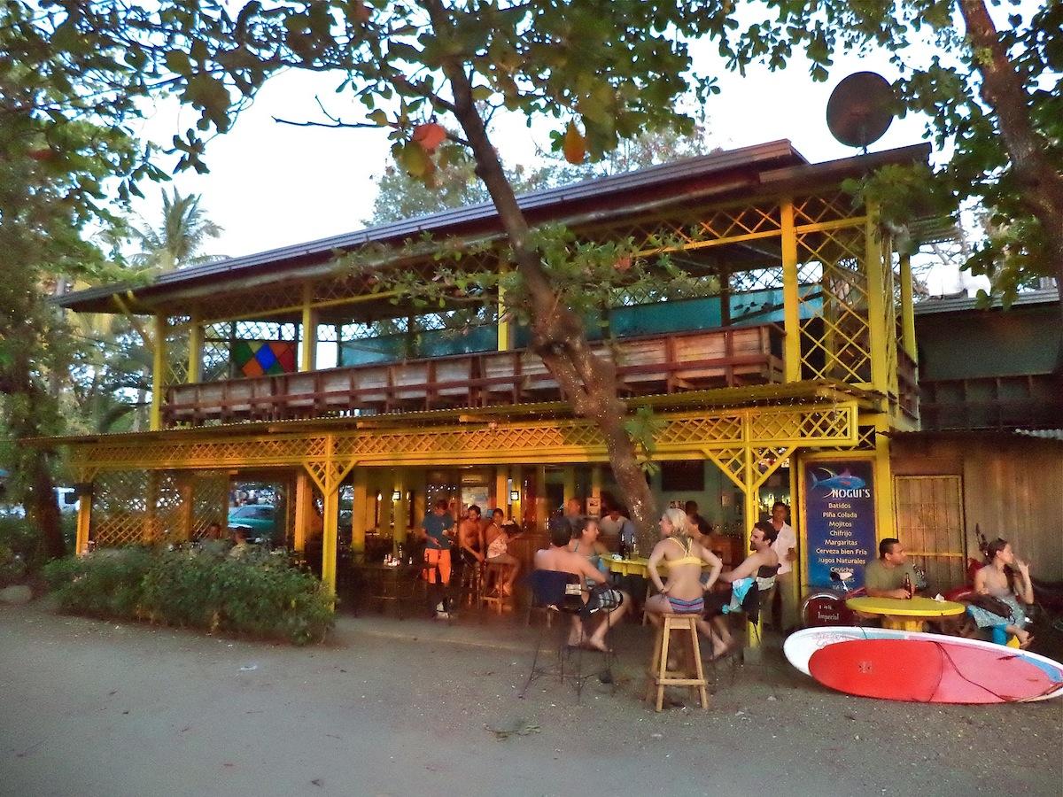 Noguis Restaurant Tamarindo Beach Costa Rica